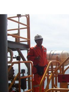 TRAINER Remon ST<br>Specialist Mechanical<br>Onshore & Offshore remon 1